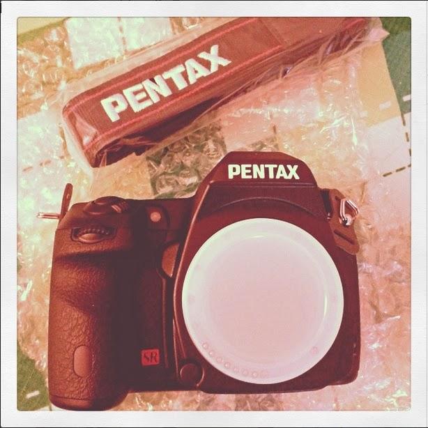 Nowe body od Pentaxa - Pentax k-5 II