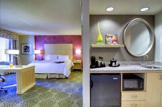Hotel Hampton Inn & Suites Miami Brickell