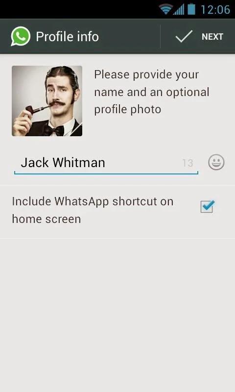 WhatsApp Messenger v2.11.407