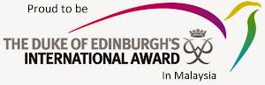 爱丁堡公爵国际奖--标志