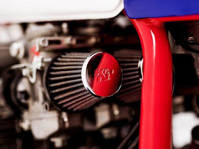 Honda CB750 K&N
