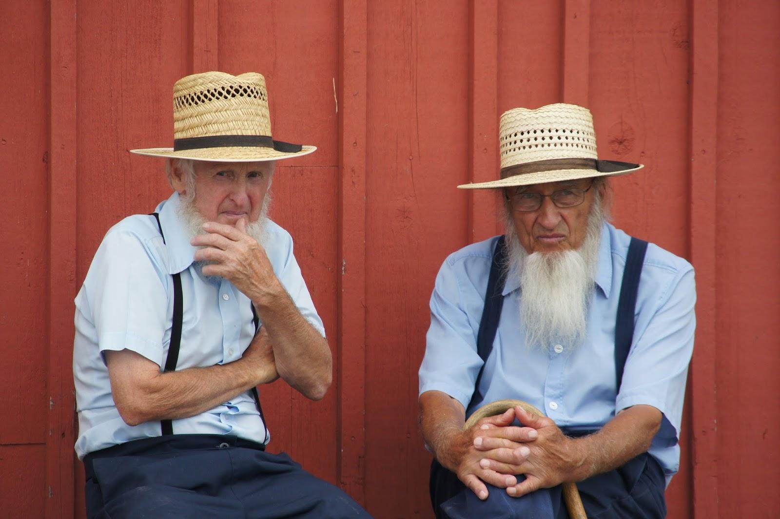 Dal Profondo del Cuore: Gli Amish: una comunità d'altri tempi