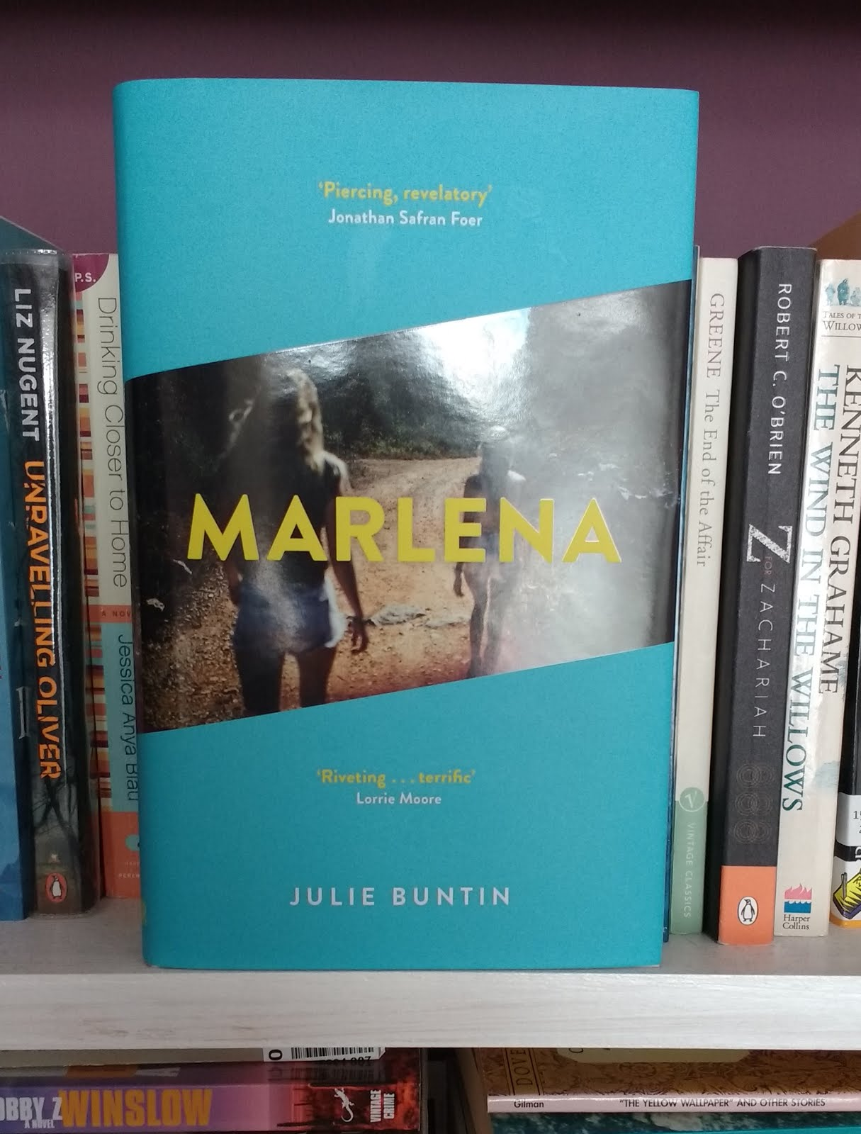 ANTICIPATED READ: MARLENA by Julie Buntin