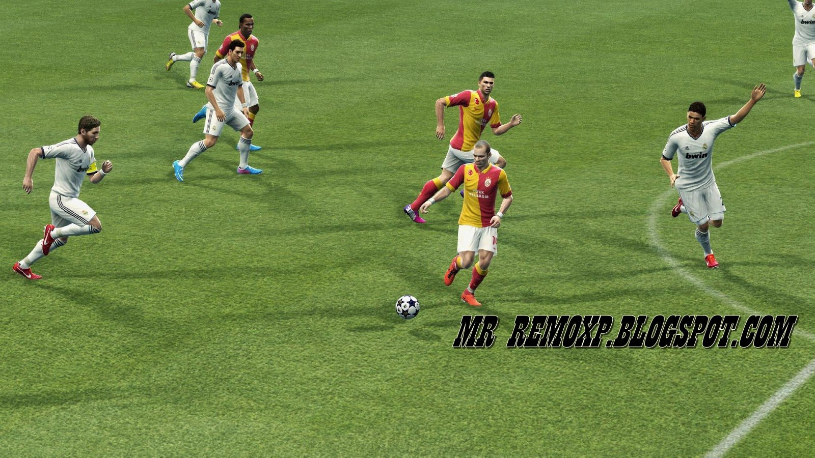 Download Patch 3.4 PES 2013 Transfer Terbaru (SINGLE LINK)