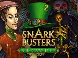 snark busters all revved up