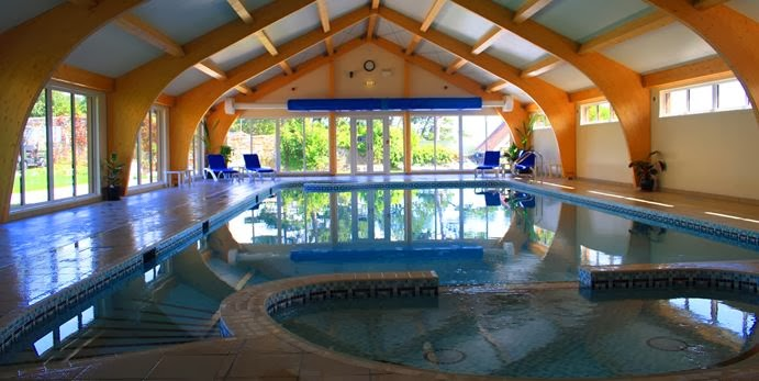 Holiday Park Indoor Pools