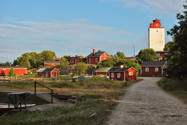 Utö - Kylä
