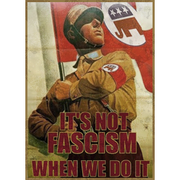 an analysis of the concept of fascism an aggressive policy Words are weapons and when you're taking aim at a political enemy, the word fascist is the equivalent of a howitzerin the post-auschwitz era, accusing someone of fascism is just about.