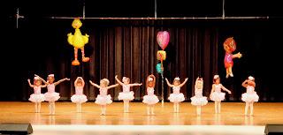 dance school charlotte myers park recital