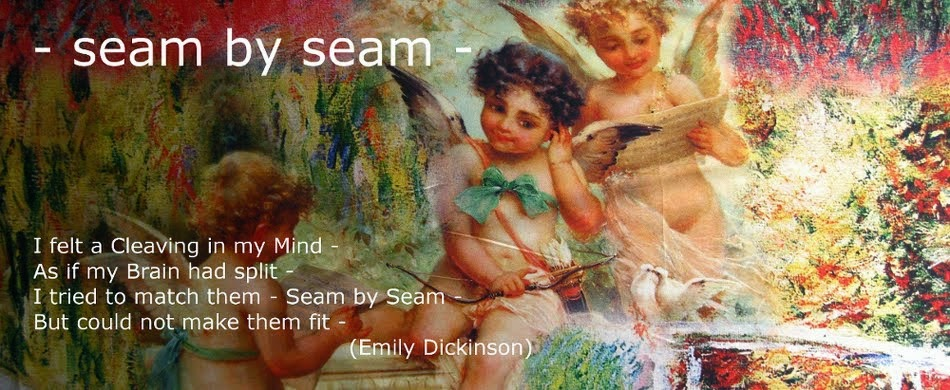 - seam by seam -