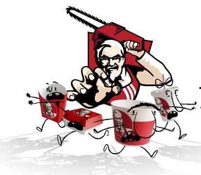 Greenpeace : KFC Terlibat Perusakan Hutan