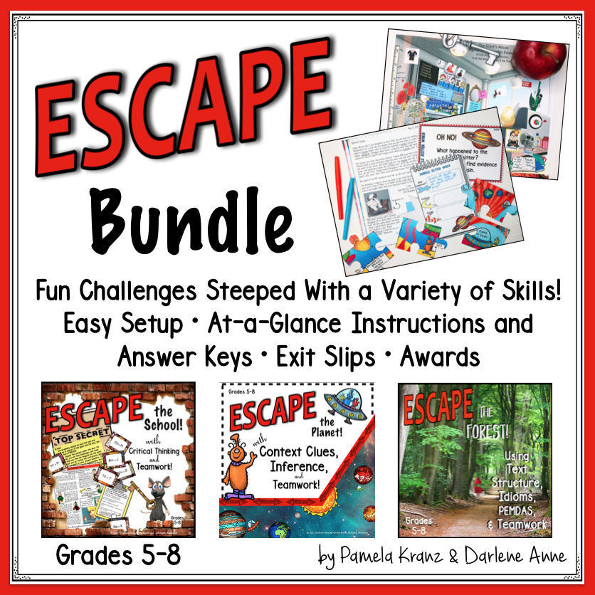 Escape Bundle