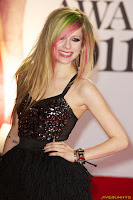 Avril Lavigne Brit