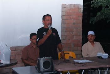 Ucapan Aluan Presiden Di Majlis Agihan Zakat anjuran KSBK