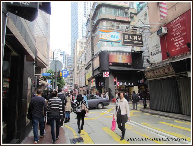 bercuti ke travel to hong kong tips times square