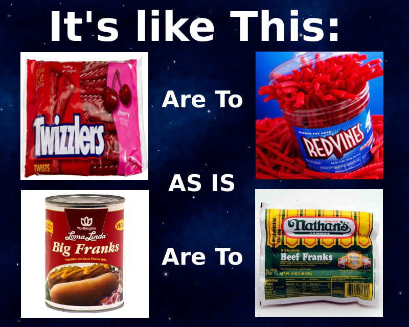 randomized radio oh plz i h8 twizzlers they re not red