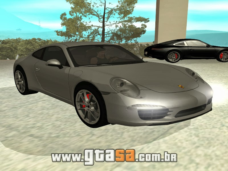 porsche 911 carrera s imvehft mods gta san andreas. Black Bedroom Furniture Sets. Home Design Ideas