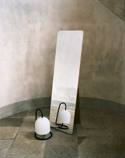Small Table Lamp by Colin Schaelli for Atelier Pfister