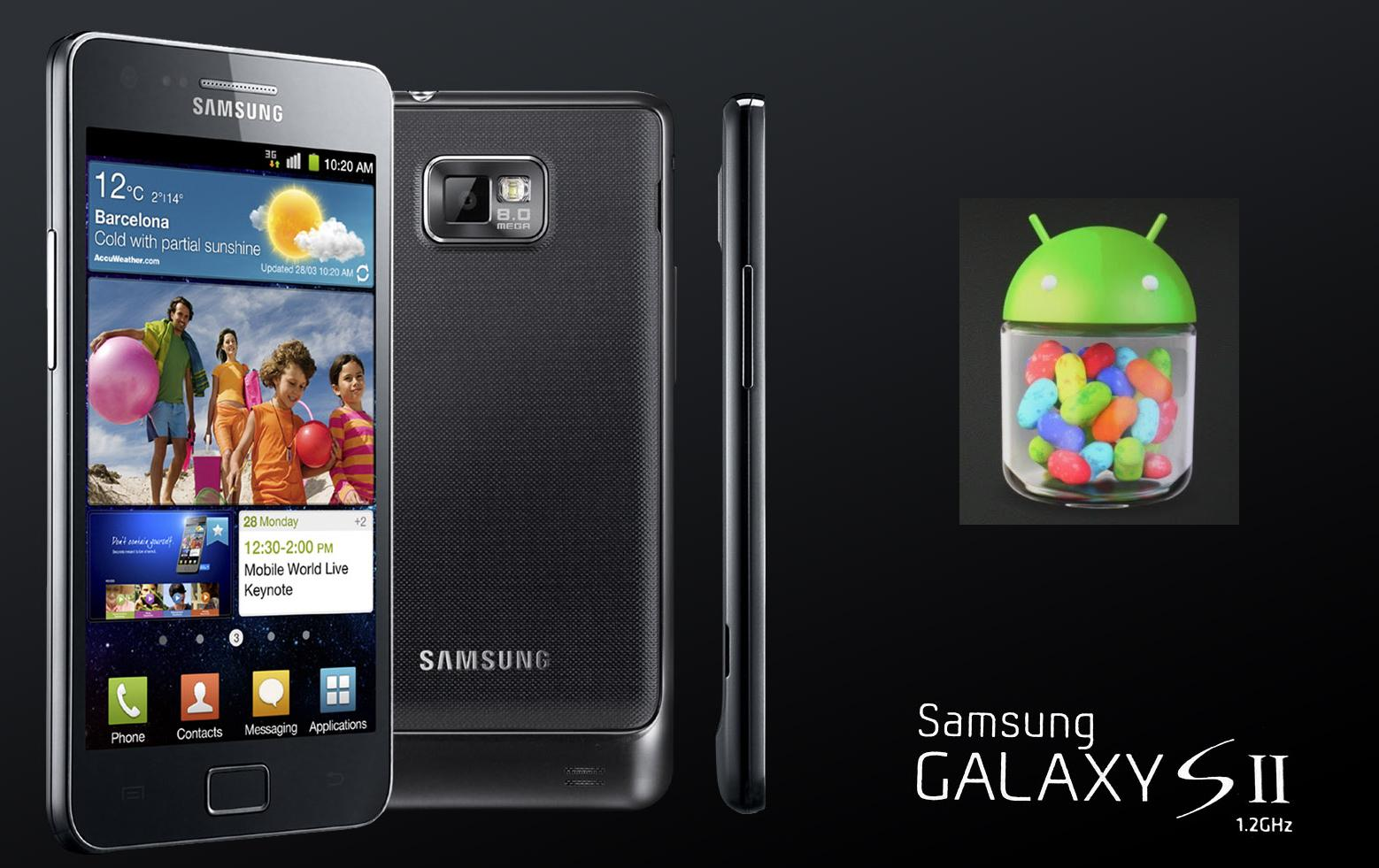 How to Update Samsung Galaxy S2 to Jelly Bean 4.1.2 without Kies