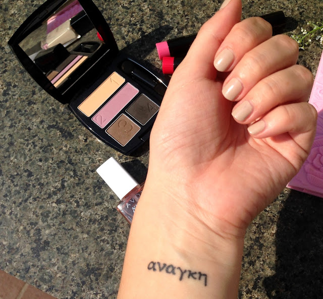 Осенние новинки декоративной косметики от Avon
