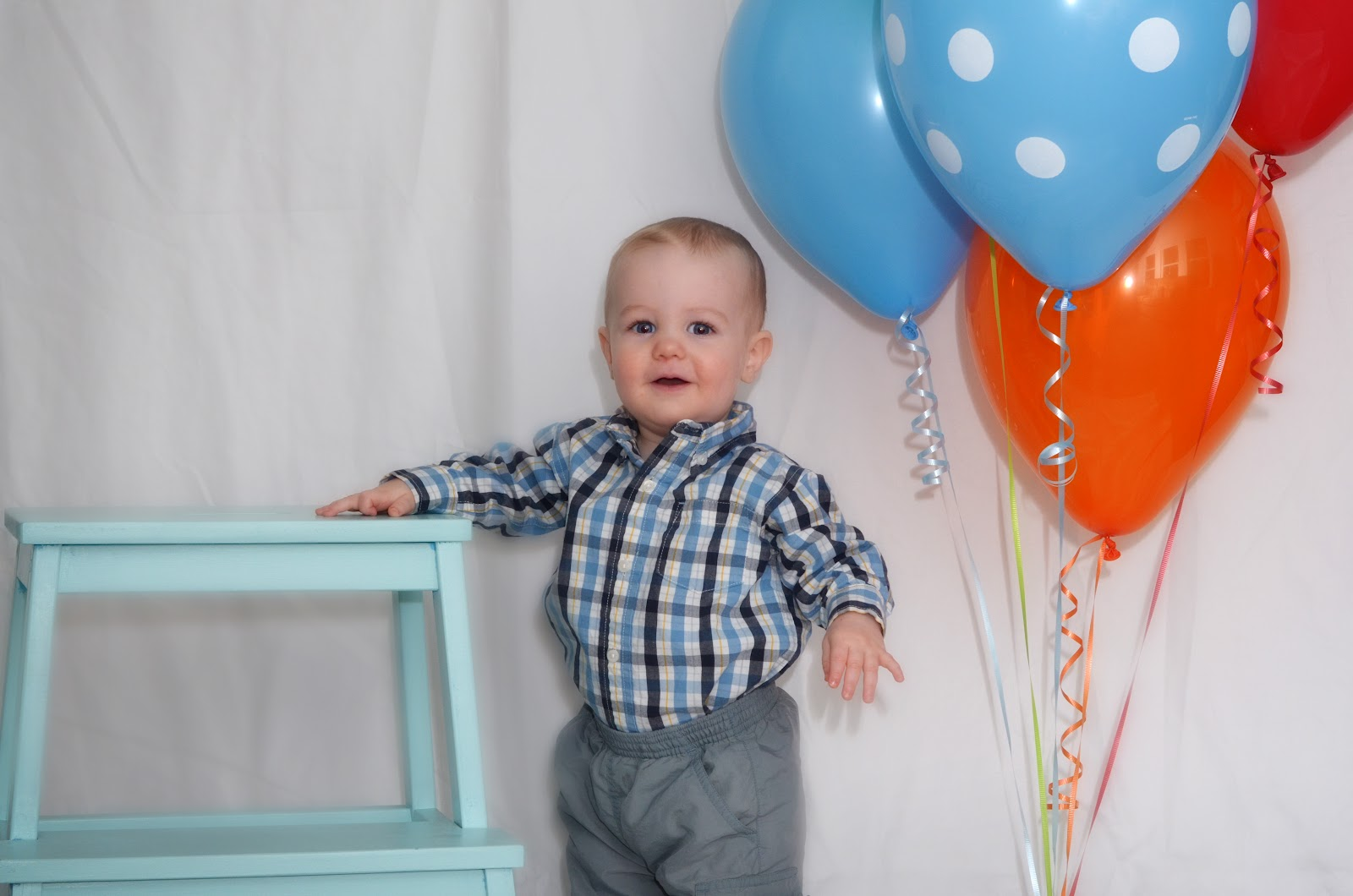 1 Year Old Boy Picture Ideas