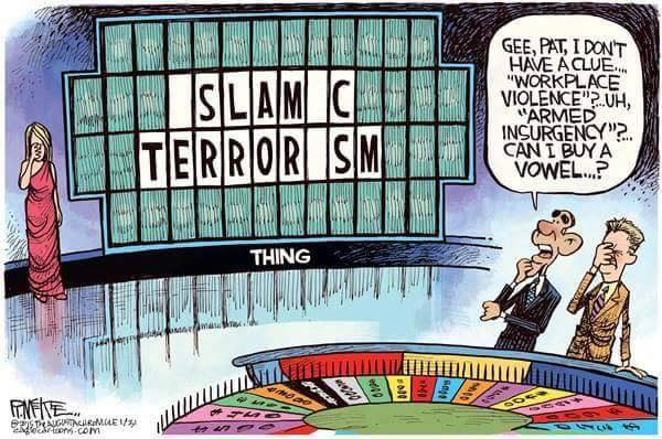 Image result for barack obama appeases islam