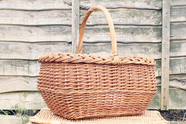 How To Spray Paint Wicker