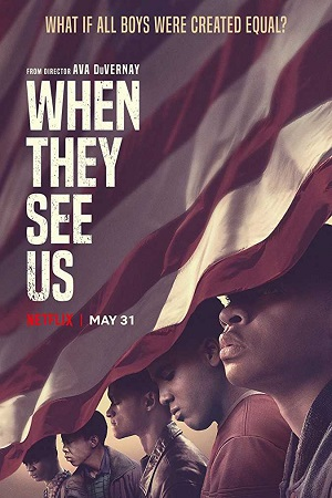 When They See Us  (2019) S01 All Episode [Season 1] Complete Download 480p