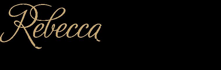 rebecca blogs