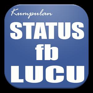 status lucu facebook twitter