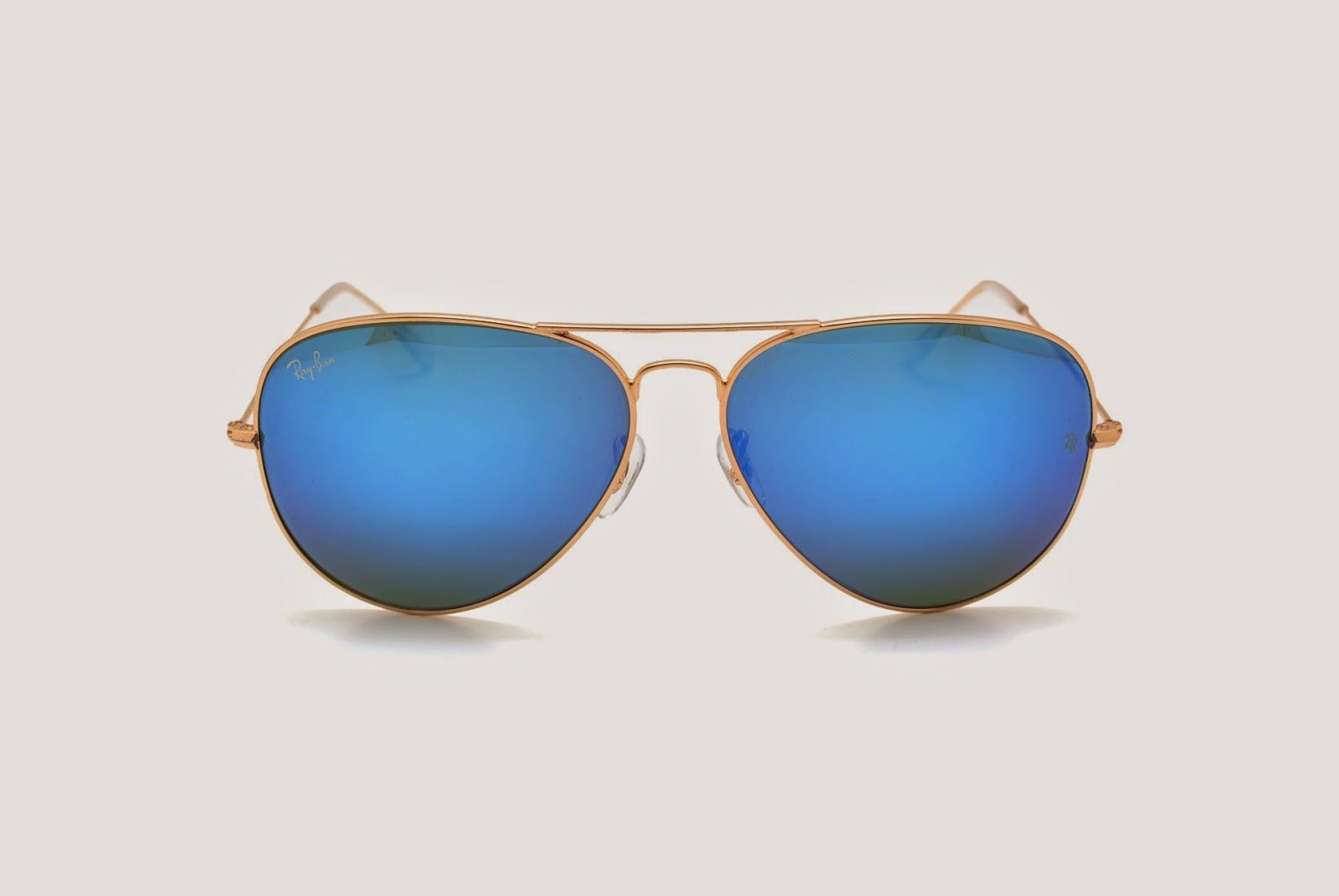 Ray Ban 3025 Blue
