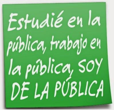 Educación pública para tod@s