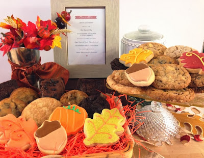 Fall Cookie Table