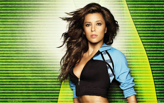 Hollywood Actress Eva Longoria Wallpaper