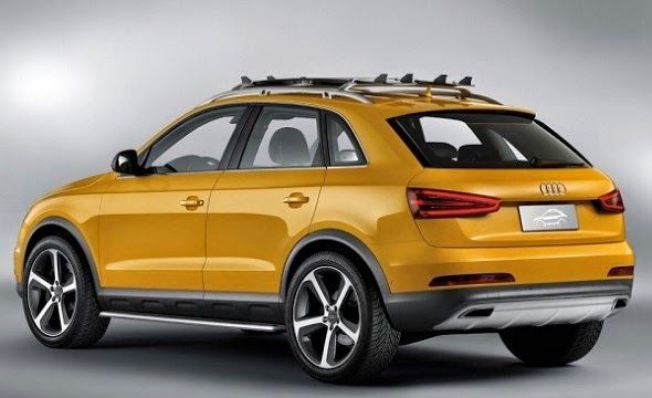2015 audi q2 release date new car release dates images. Black Bedroom Furniture Sets. Home Design Ideas
