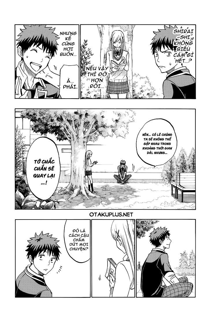 Yamada-kun to 7-nin no majo chap 170 page 11 - IZTruyenTranh.com