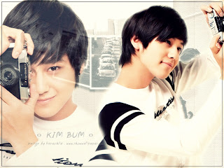 Kim Bum Wallpaper
