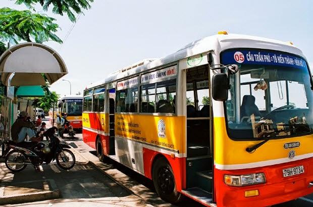 Lịch trình các tuyến xe buýt ở Nha Trang