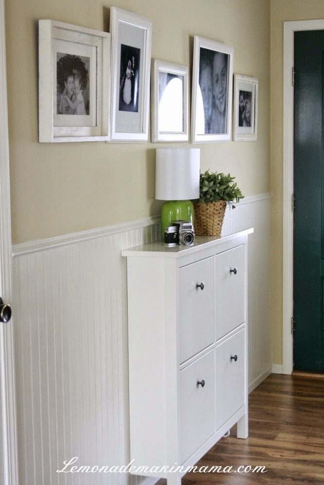 simple details ikea hemnes cabinet. Black Bedroom Furniture Sets. Home Design Ideas