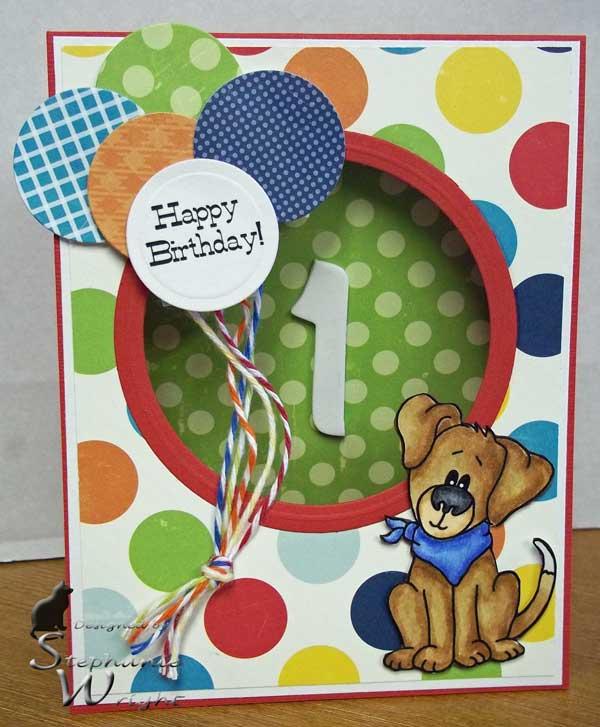 Stephs scrap happenings happy 1st birthday snsdc42 happy 1st birthday snsdc42 bookmarktalkfo Choice Image