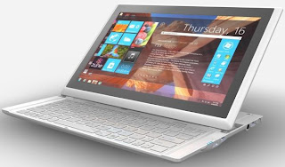 MSI S20 Ultrabook Slider ber Sistem Operasi Windows 8
