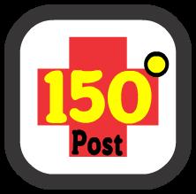 obiettivo 150 post tempo cinque mesi