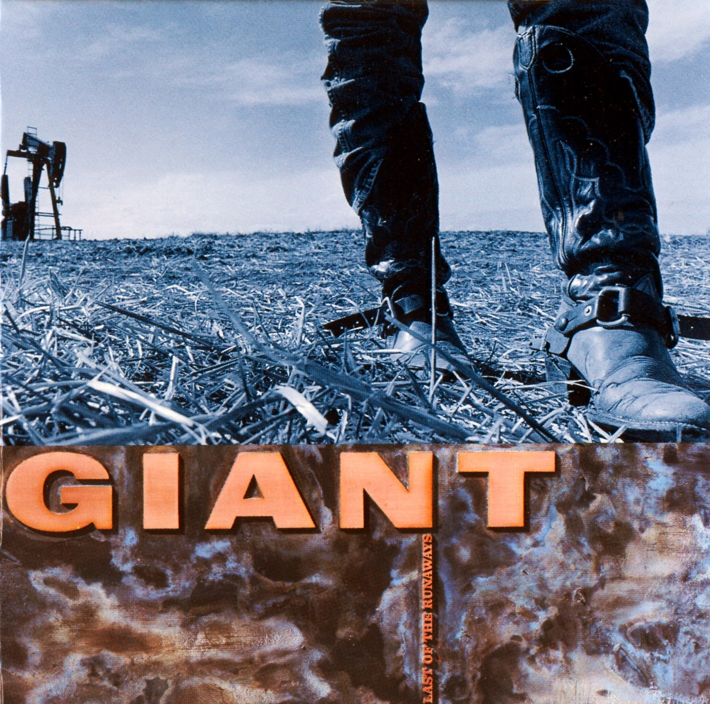 Portada Giant-Last of the Runaways