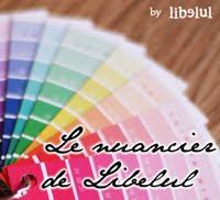 Challenge nuancier Chez Libelul