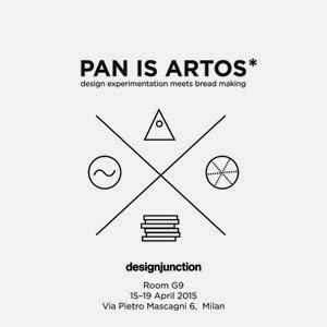 PAN IS ARTOS* @ MILAN DESIGN WEEK 2015