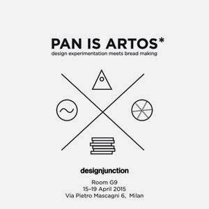 PAN IS ARTOS* @ MILAN DESIGN WEEK 2015