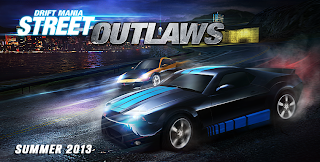 Download Game Drift Mania: Street Outlaws APK Android 2013