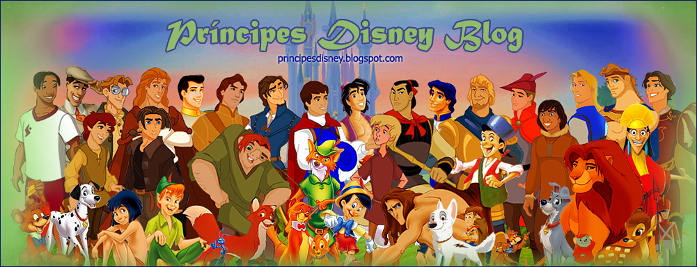Príncipes Disney