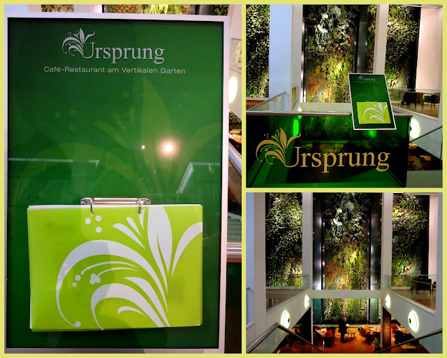"Café-Restaurant ""Ursprung – eat-drink-dream"""