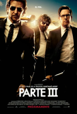 ¿Que Paso Ayer? Parte 3 (R3sacon) (The Hangover Part III) (2013) Online